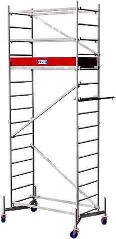 Pastolinės kopėčios »Clim Tec 1. Aufst...
