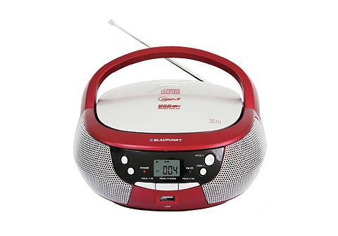 BLAUPUNKT Tragbare Boombox su Radio/CD/MP3-Playe...