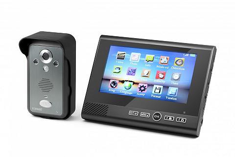 TECHNAXX Vaizdaspynė »Wireless Video Door Phone...
