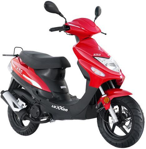 LUXXON Mofaroller 50 ccm 25 km/h »Uno«