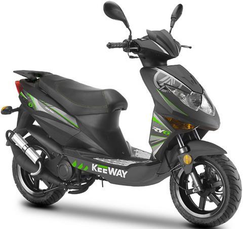 Motorroller 50 ccm 45 km/h »RY6 Racing...
