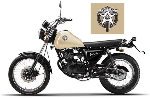 Motorrad 125 ccm 101 km/h