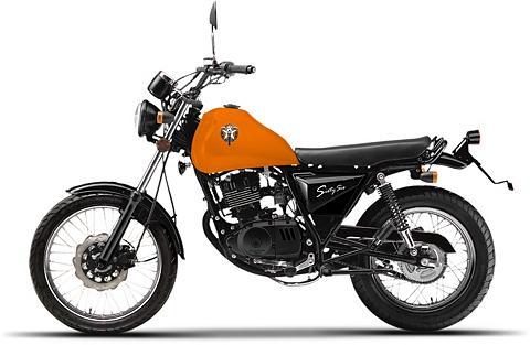 LUXXON Motociklas 125 ccm 101 km/h »Sixty Six...