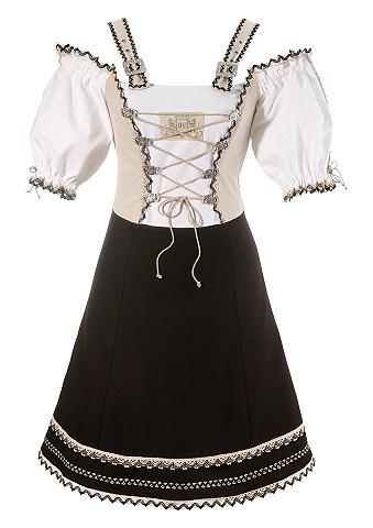 Tautinio stiliau suknelė su reguliuoja...