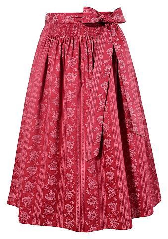 Tautinio stiliaus platus sijonas su tr...