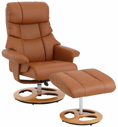 Atpalaiduojanti kėdė & Kojų kėdutė