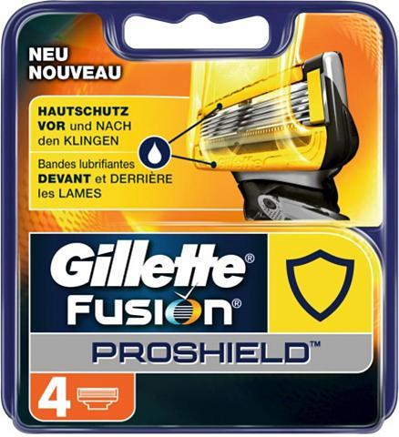 Gillette Rasierklingen »Fusion ProShield« 4 dal...