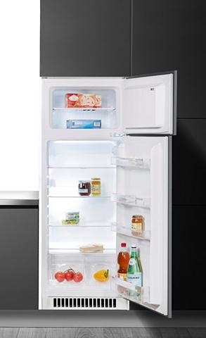 HANSEATIC Filtras Įmontuojamas šaldytuvas su šal...