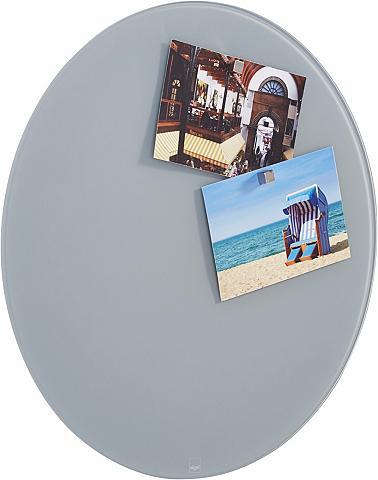 SIGEL Stiklinė magnetinė lenta ovali