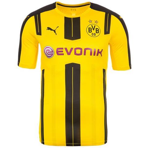 PUMA Borussia Dortmund Marškinėliai Home Au...