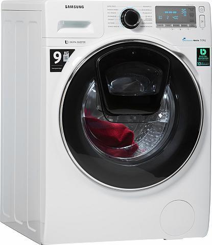 SAMSUNG Skalbimo mašina WW7500 Add Wash WW90K7...