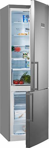 Šaldytuvas su šaldikliu KGN39XL35 A++ ...