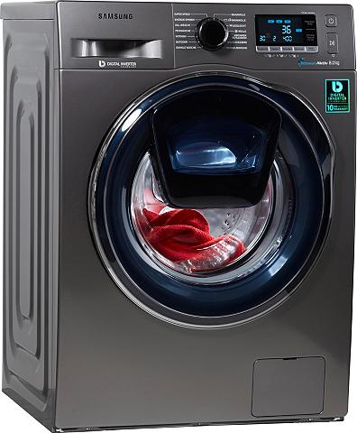 SAMSUNG Skalbimo mašina WW6500 Add Wash WW80K6...
