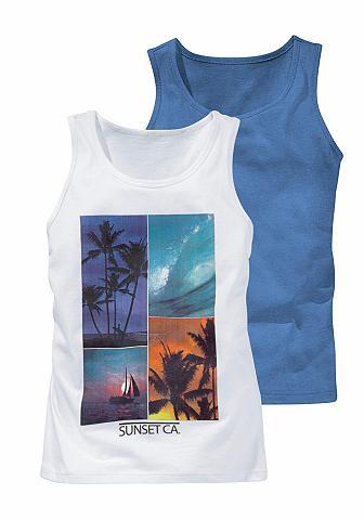 Marškinėliai be rankovių (Rinkinys 2 t...