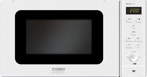 Mikrobangų krosnelė CASO MCG25 chef su...