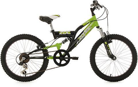 KS CYCLING Fully kalnų dviratis jaunuoliams 20 Zo...