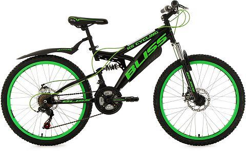 KS CYCLING Jaunimo dviratis »Bliss« 18 Gang Shima...