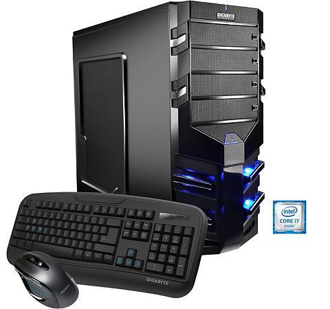 Gaming PC Intel® i7-6700K 32GB SSD + H...