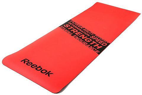 REEBOK Fitneso kilimėlis »Fitness Mat Red/Str...