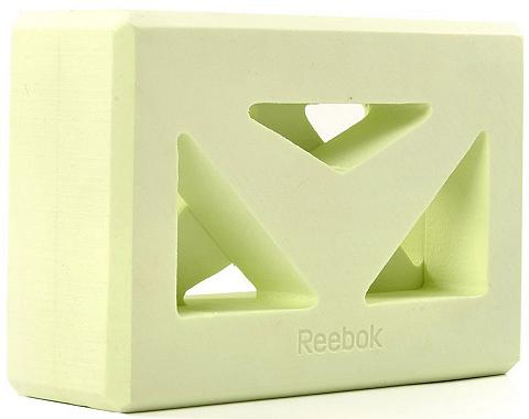 REEBOK Yogablock »Shaped Yoga Block«