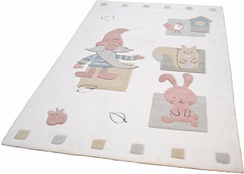 Vaikiškas kilimas »Zwerg« rechteckig a...