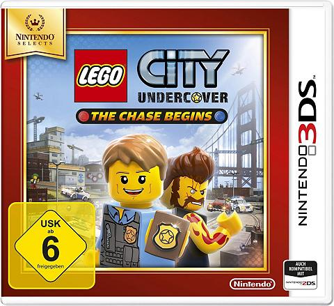 Lego City Undercover: The Chase Begins...