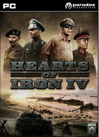 PC - Spiel »Hearts of Iron IV«