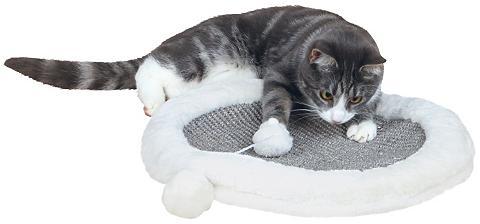 Katzen-Plüschspielzeug »Kratzmatte« Ø:...