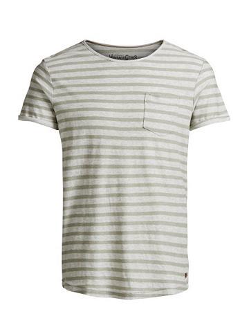 Jack & Jones dryžuota Marškinėliai