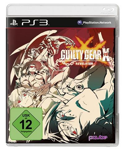 Playstation 3 - Spiel »Guilty Gear XRD...