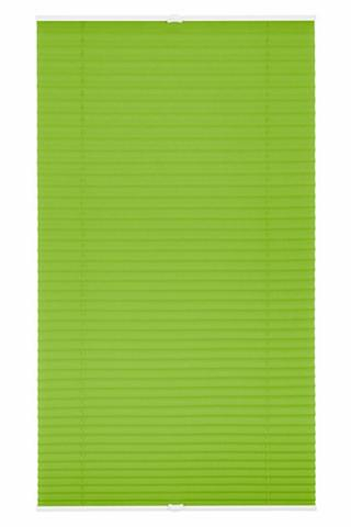 LICHTBLICK Plisuotos žaliuzės »Klemmfix« Lichtsch...