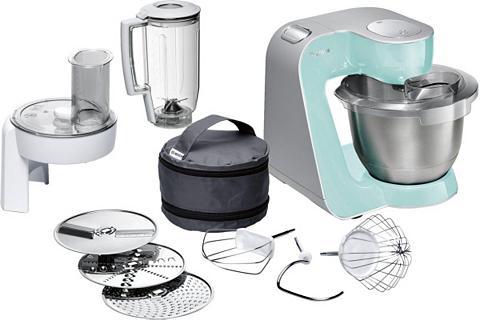 BOSCH Küchenmaschine CreationLine MUM58020 1...