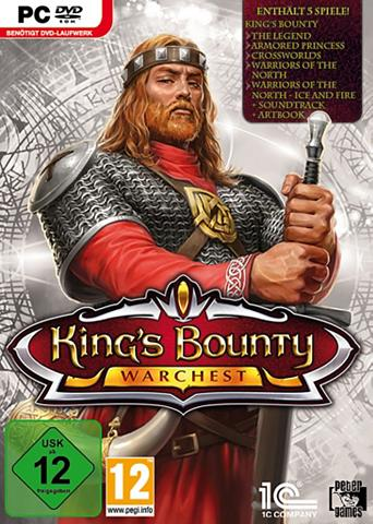 MORPHICON PC - Spiel »Kings Bounty Warchest«