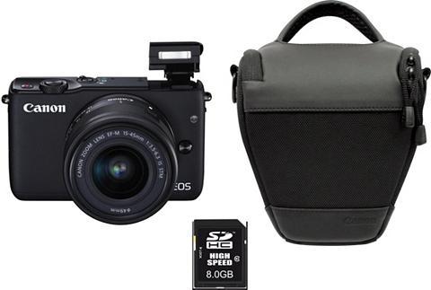 EOS M10 Kit System fotoaparatas EF-M 1...