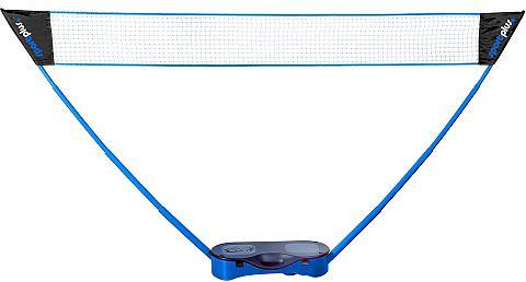 SPORTPLUS Badmintonas Netz ir 2 Schlägern ir 2 F...