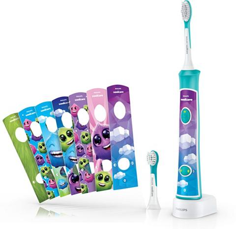 PHILIPS SONICARE For Kids Connected Dantų šepetėlis HX6...