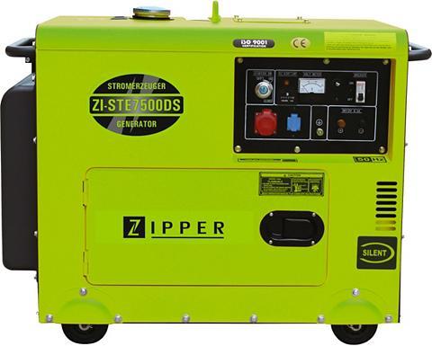 Elektros generatorius »ZI-STE7500DS« s...
