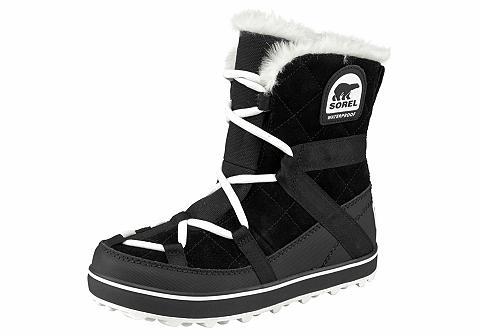 Sorel »Glacy Explorer Shortie« Outdoorwinter...
