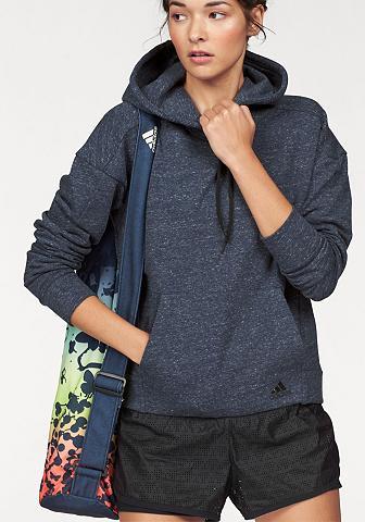 Sportinis megztinis su gobtuvu »COTTON...