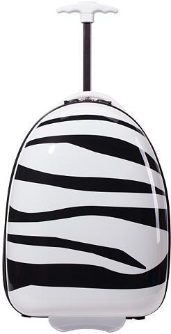 Vaikiškas lagaminas su 2 ratukais »Tro...