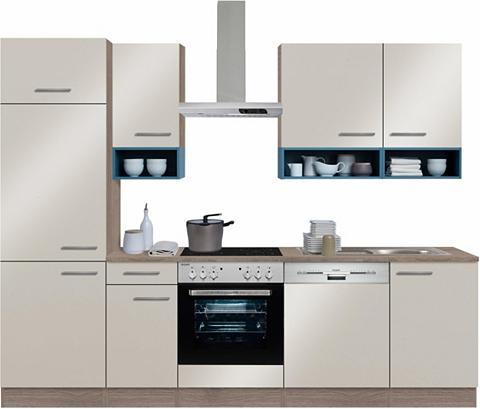 Virtuvės baldų komplektas su E-Geräten...