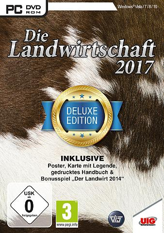 Die Landwirtschaft 2017 - Deluxe Editi...