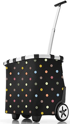 REISENTHEL ® Pirkinių krepšys su ratukais