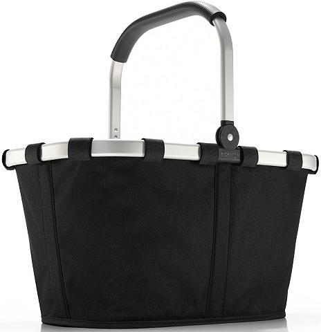 REISENTHEL ® Pirkinių krepšys black »carrybag«