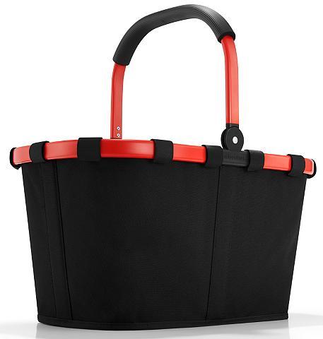 ® Pirkinių krepšys red/black »carrybag...