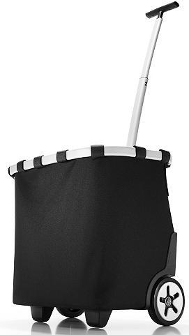 REISENTHEL ® Pirkinių krepšys su ratukais black »...
