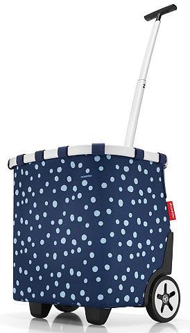 REISENTHEL ® Pirkinių krepšys su ratukais spots n...