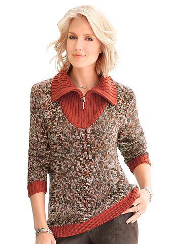 Megztinis su gerippten Abschl