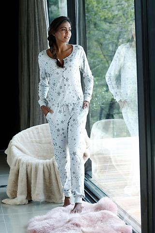 BENCH. Homewear kombinezonas su Sternenprint