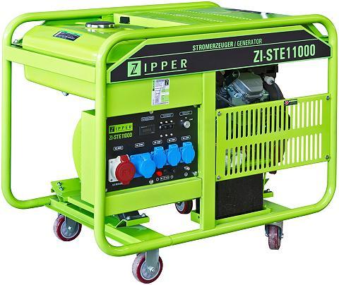 ZIPPER Elektros generatorius »ZI-STE11000« su...
